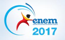Inscrições ENEM 2017 vão até o dia 19.05