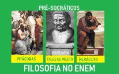 Pré-socráticos e o Surgimento da Filosofia