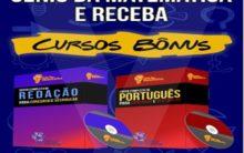 Curso Gênio da Matemática – Novos Bônus de Português e Redação