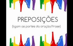 Português para o Enem – Preposição