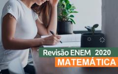 Revisão Enem Matemática Grátis